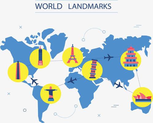 中国走向世界旅游大舞台中心