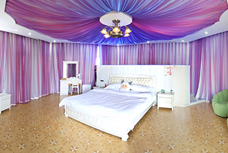 星座岛的星座帐篷酒店很有特色