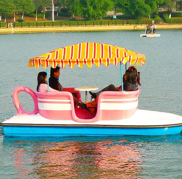 脚踏船-咖啡杯
